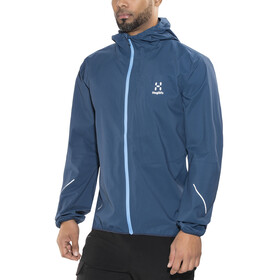 Haglöfs L.I.M Proof Jacket Men blue ink